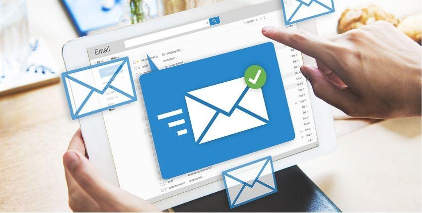 Rodapé - E-mail Marketing