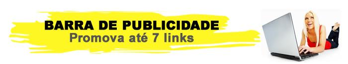 Cabeçalho - Barra de Publicidade
