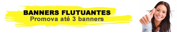 Cabeçalho - Banners Flutuantes